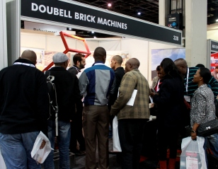 Doubell Brick Machines
